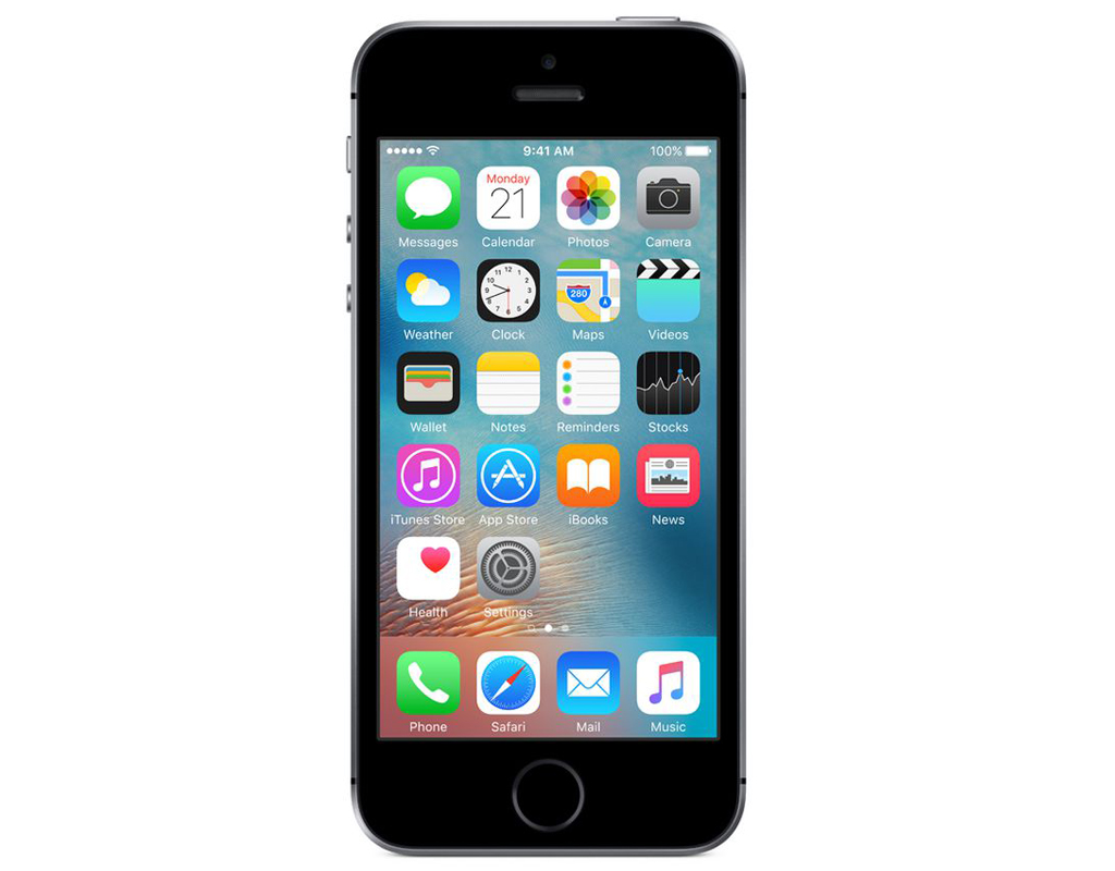 Apple iPhone SE 16GB Grey Unlocked Sim Free In Used Condition cheapest retail price