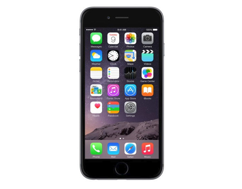 Apple iPhone 6 16GB Black Vodafone In Used Condition cheapest retail price